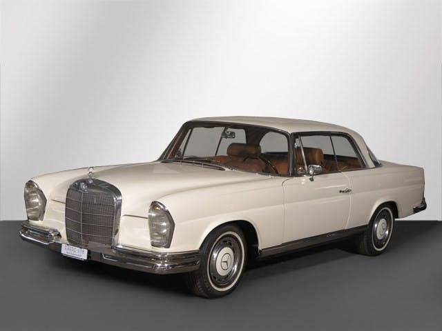 coupe Mercedes-Benz 250 SE W111 III