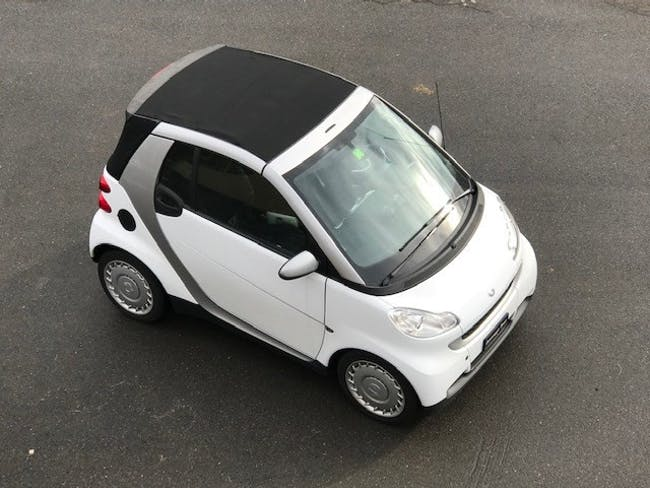 cabriolet Smart Fortwo pulse mhd softouch