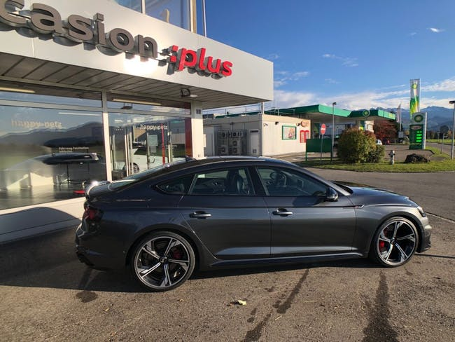 saloon Audi S5 RSportback 2.9 TFSI quattro tiptronic