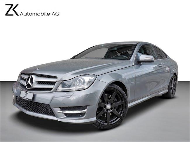 coupe Mercedes-Benz C-Klasse C 350 AMG Coupé 7G-Tronic