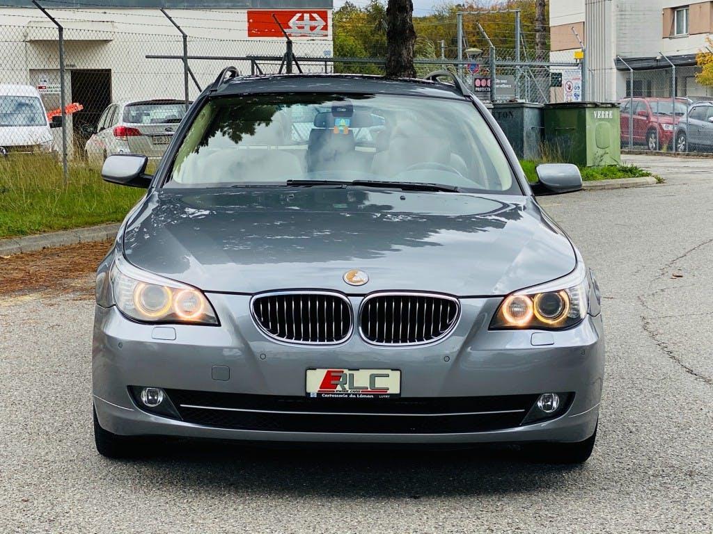 estate BMW 5er 550i Touring Steptronic