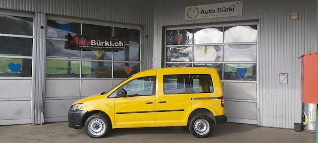 estate VW Caddy 2.0 TDI 4Motion