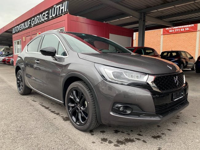 saloon DS Automobiles DS4 Crossback 2.0 BlueHDi Sport Chic Automatic