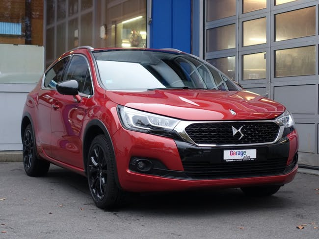 saloon DS Automobiles DS4 Crossback 1.6 THP Sport Chic Automatic