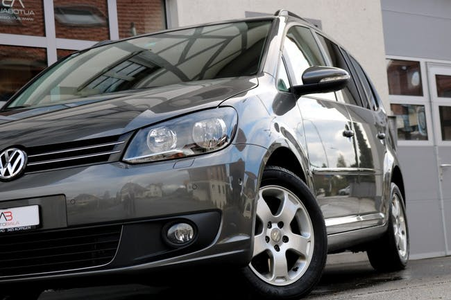 van VW Touran 1.4 TSI Comfortline DSG