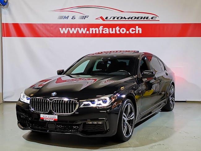 saloon BMW 7er 730 Ld xDrive SAG