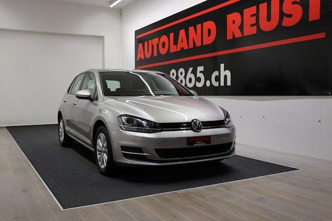 saloon VW Golf 1.4 TSI Comfortline
