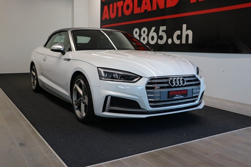 coupe Audi S5 / RS5 S5 Cabriolet 3.0 TFSI quattro tiptronic
