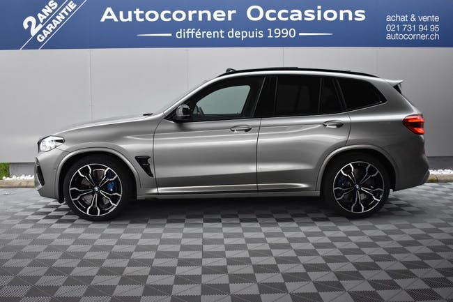 suv BMW X3 M xDrive Competition
