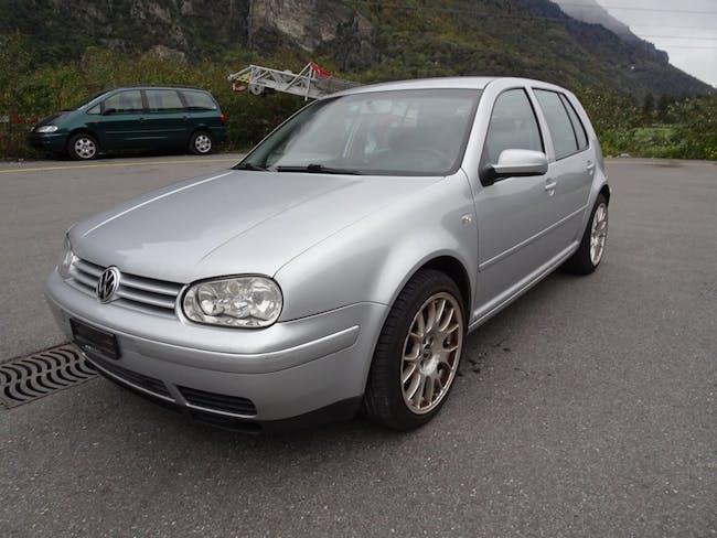 saloon VW Golf 1.9 TDI Generation 4Motion