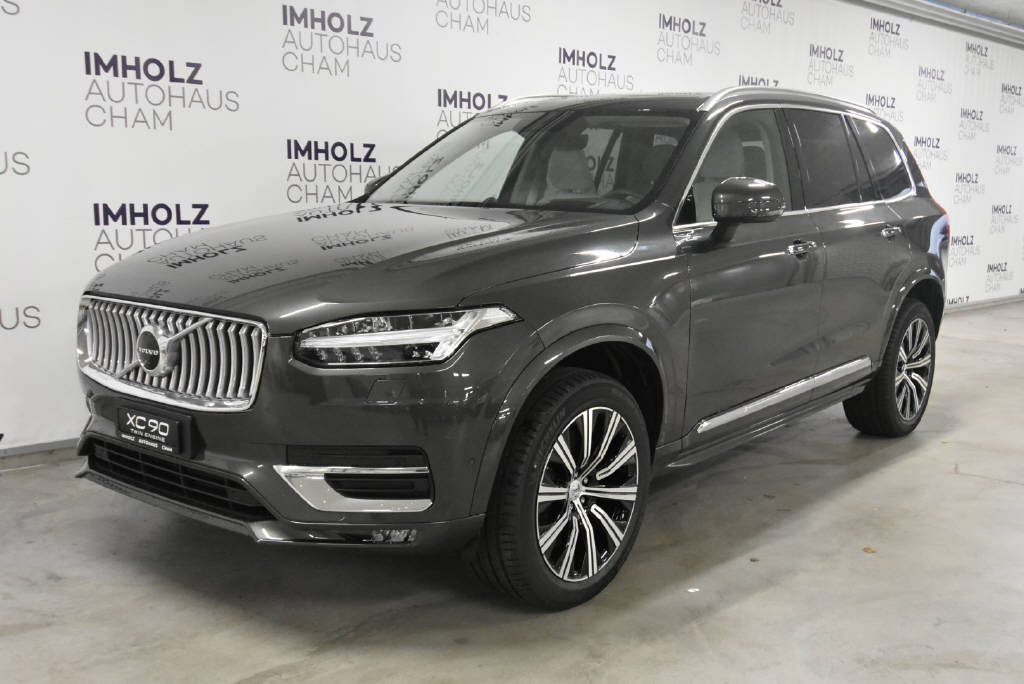suv Volvo XC90 2.0 B5 MH Inscription 7P.