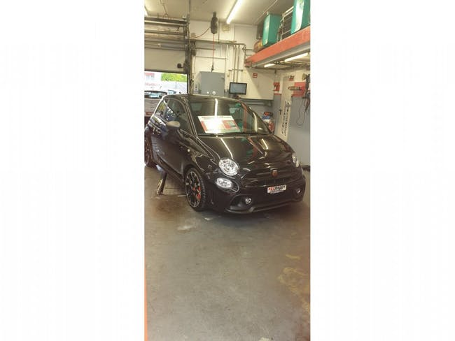 saloon Fiat 500 500
