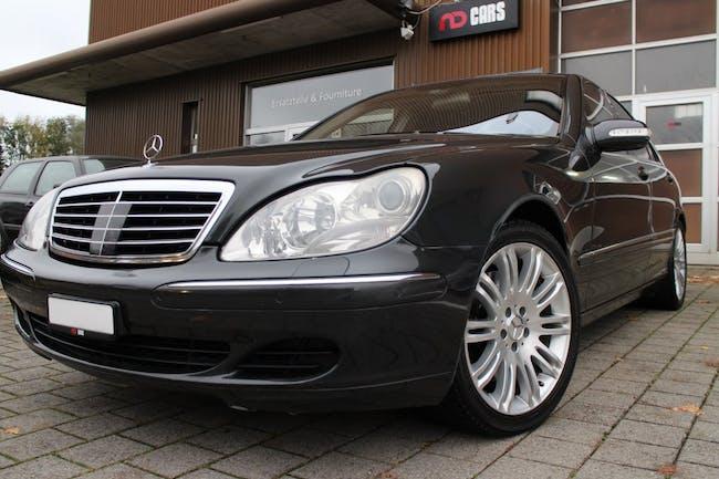 saloon Mercedes-Benz S-Klasse S 500 4Matic