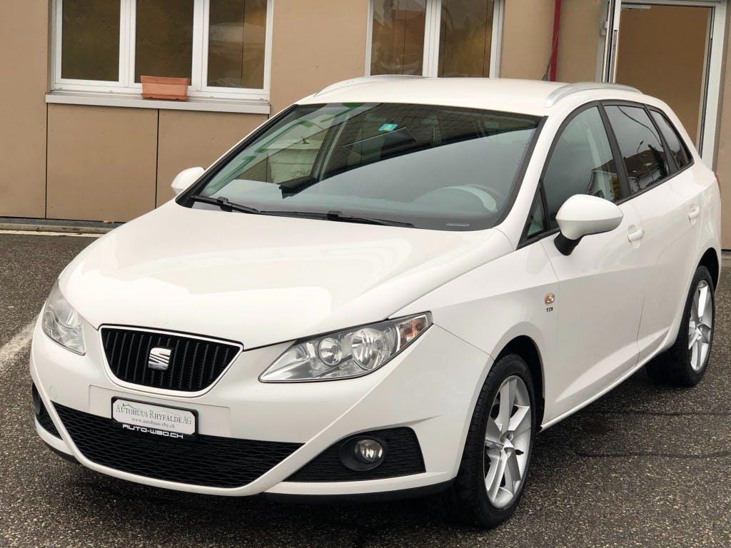 estate SEAT Ibiza ST 1.6 TDI Sport