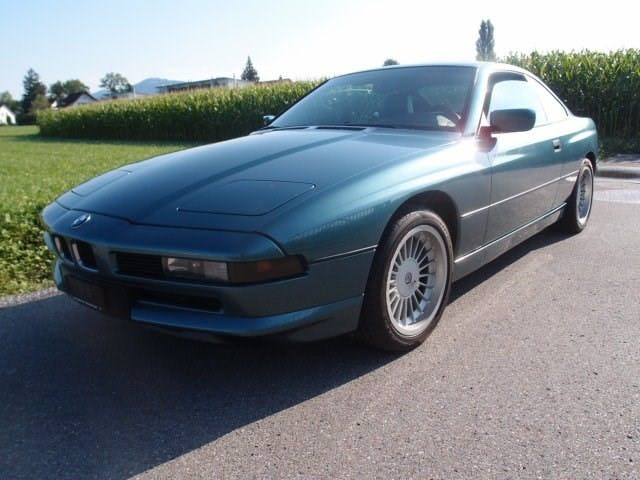 coupe BMW 8er 840Ci A