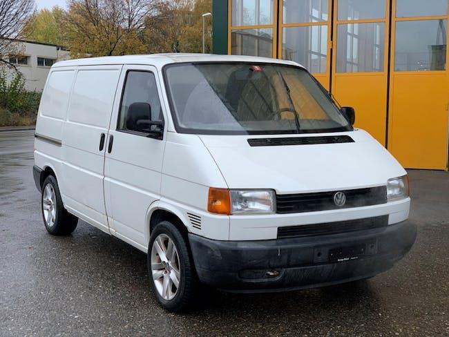 saloon VW T4 Caravelle 2.4D