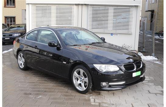 coupe BMW 3er 320i Coupé Steptronic