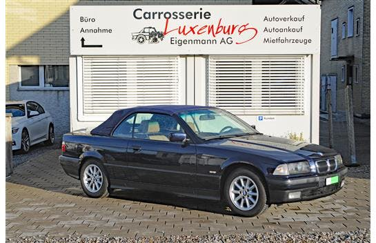 cabriolet BMW 3er 328i Cabrio Sport
