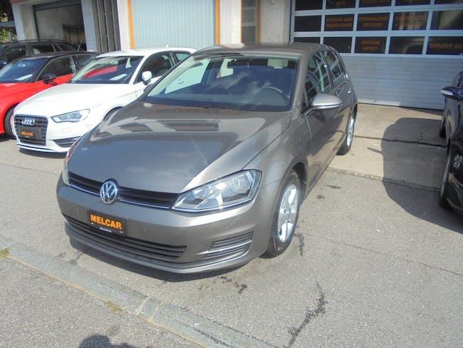 saloon VW Golf 1.2 TSI Trendline