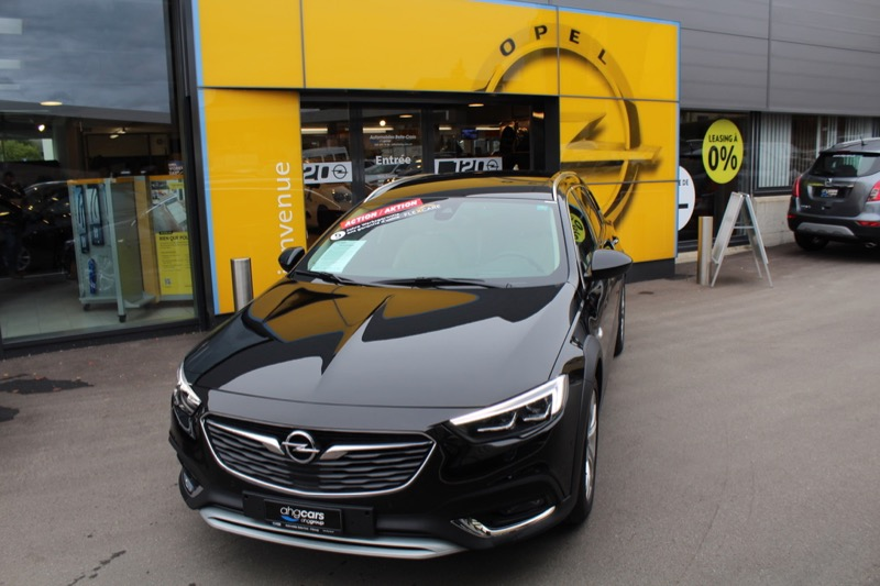 estate Opel Insignia Country Tourer 2.0 T AWD