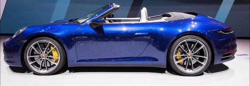 Porsche 911 New 911 Carrera 4S Cabriolet 1 km 158'100 CHF - acquistare su carforyou.ch - 1