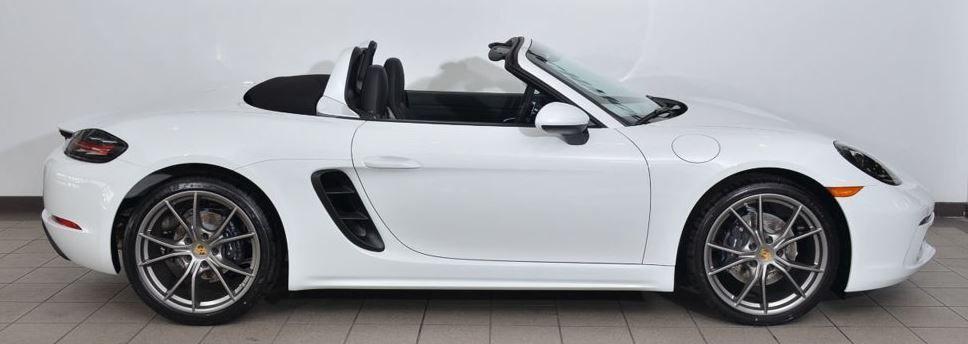 coupe Porsche Boxster New 2019 718 Boxster