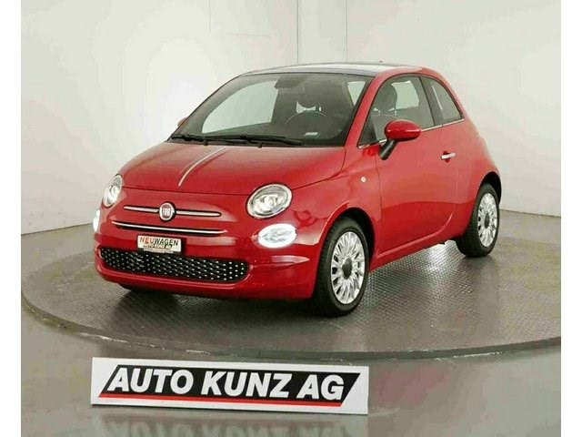 cabriolet Fiat 500 0.9 TwinAir Lounge Turbo 85PS Facelift Serie 7