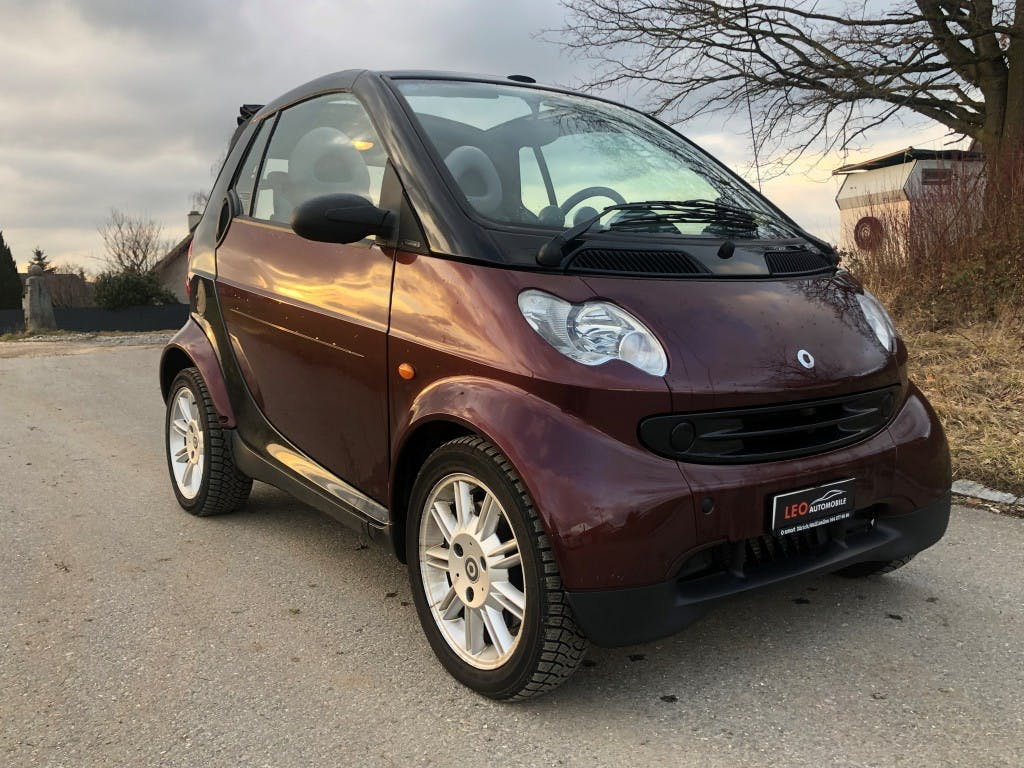 cabriolet Smart City/Fortwo fortwo passion