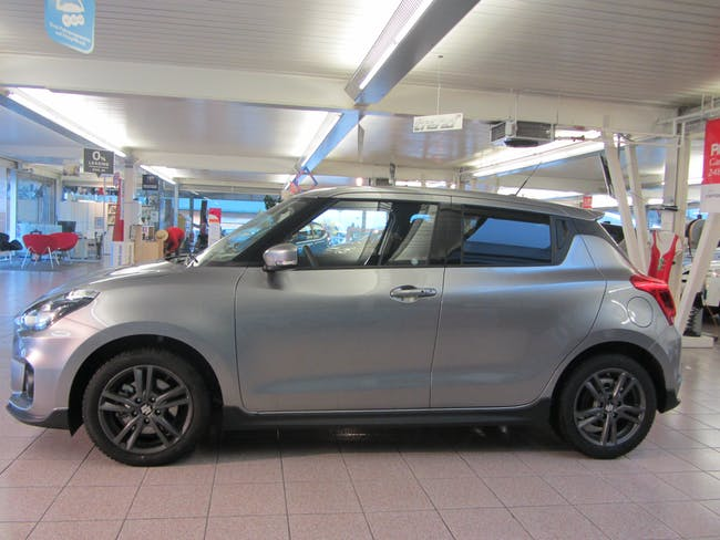 saloon Suzuki Swift 1.4 T Sport Compact Top