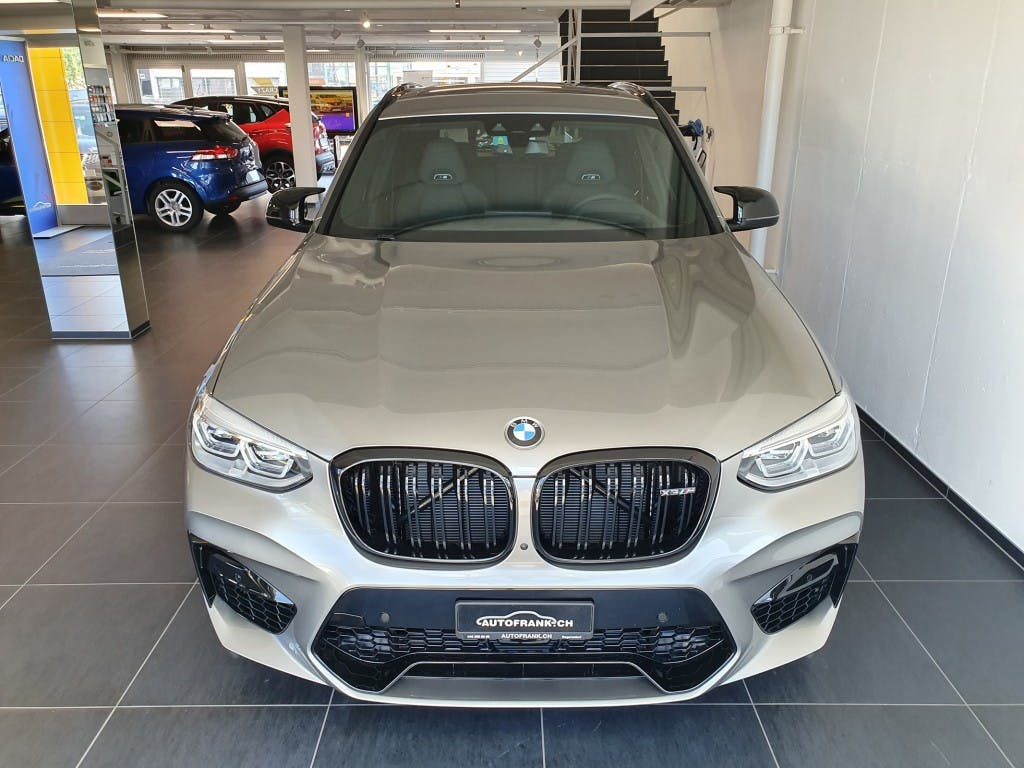 suv BMW X3 xDrive M Competition Steptronic