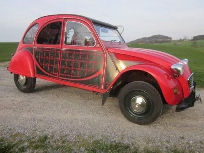 Citroën 2CV 6 Spécial (Club) 113'500 km CHF12'800 - kaufen auf carforyou.ch - 1