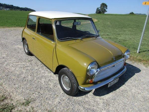 coupe Mini Mini 1000 1000