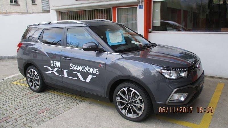 SsangYong Tivoli 1.6 eXDi ME Limited Edition 4WD 500 km CHF23'900 - acquistare su carforyou.ch - 1