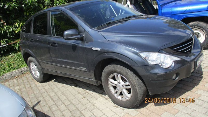 SsangYong Actyon 200 Xdi 4WD Comfort 96'000 km CHF5'900 - acheter sur carforyou.ch - 1