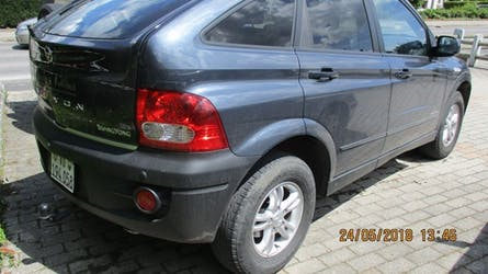 SsangYong Actyon 200 Xdi 4WD Comfort 96'000 km CHF5'900 - acheter sur carforyou.ch - 2