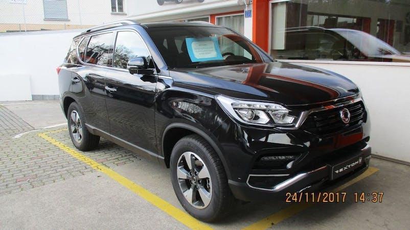 SsangYong Rexton G4 10'000 km CHF33'900 - acquistare su carforyou.ch - 1