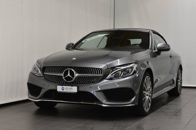 van Mercedes-Benz C-Klasse C 200 AMG Line 4matic