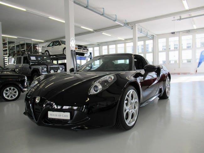 cabriolet Alfa Romeo 4C Spider 1750 TBi TCT