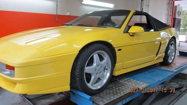 cabriolet Pontiac Fiero SE K6 cabriolet van deroef