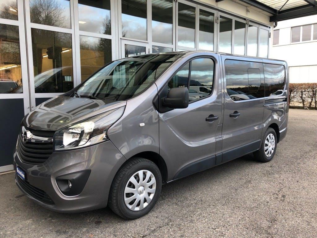 bus Opel Vivaro 1.6 CDTI 2.7t L1H1
