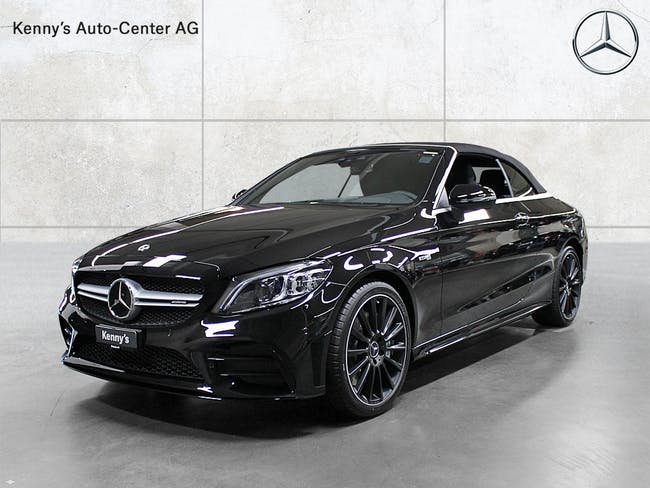 cabriolet Mercedes-Benz C-Klasse C 43 AMG 4Matic Cabriolet
