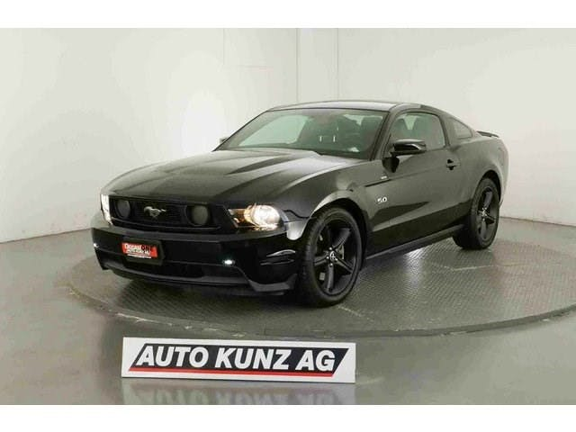 coupe Ford Mustang Coupé GT V8 5.0 Premium