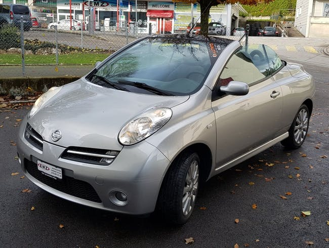 cabriolet Nissan Micra C+C 1.6 acenta