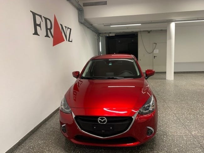 saloon Mazda 2 G 90 Ambition Plus