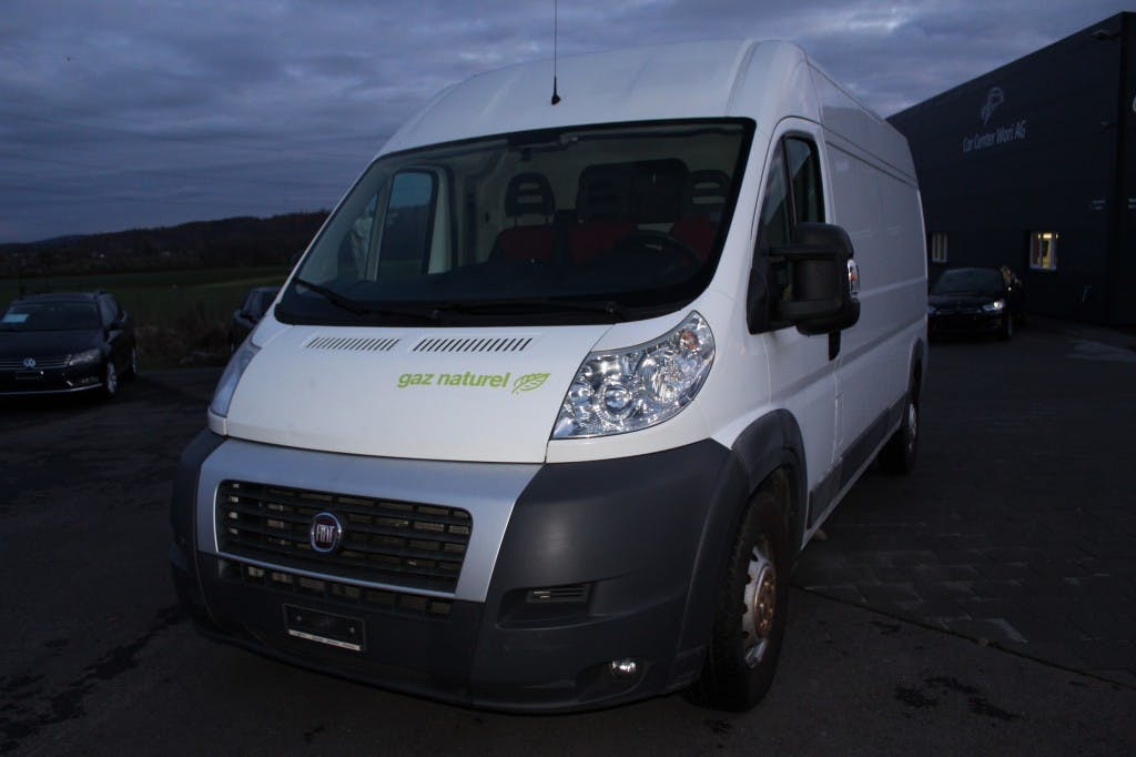 pickup Fiat Ducato 17 XL 3.0 CNG Natural Power