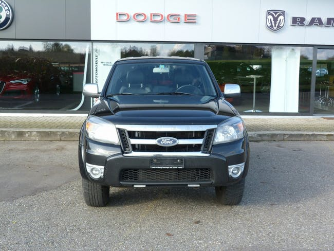 saloon Ford Ranger Limited 3.0 TDCi 4x4 A