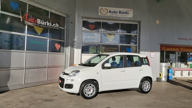 saloon Fiat Panda 1.3 MJ Easy