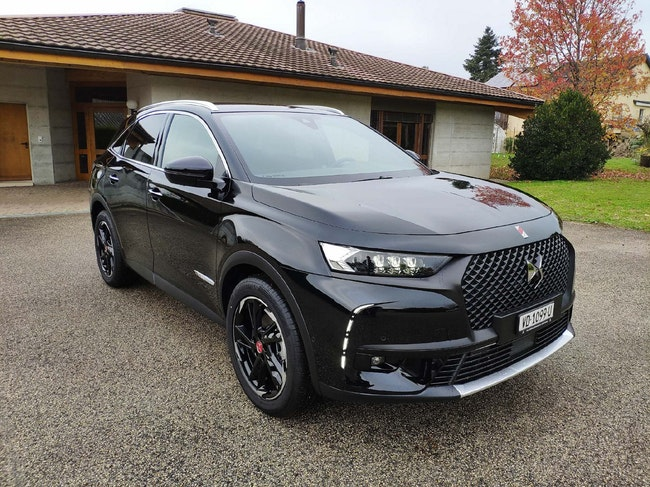 suv DS Automobiles DS7 Crossback 2.0 BHDi Performance Line
