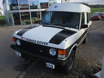 Land Rover Range Rover 3.5 Vogue Injection A 123'500 km CHF19'990 - acquistare su carforyou.ch - 3