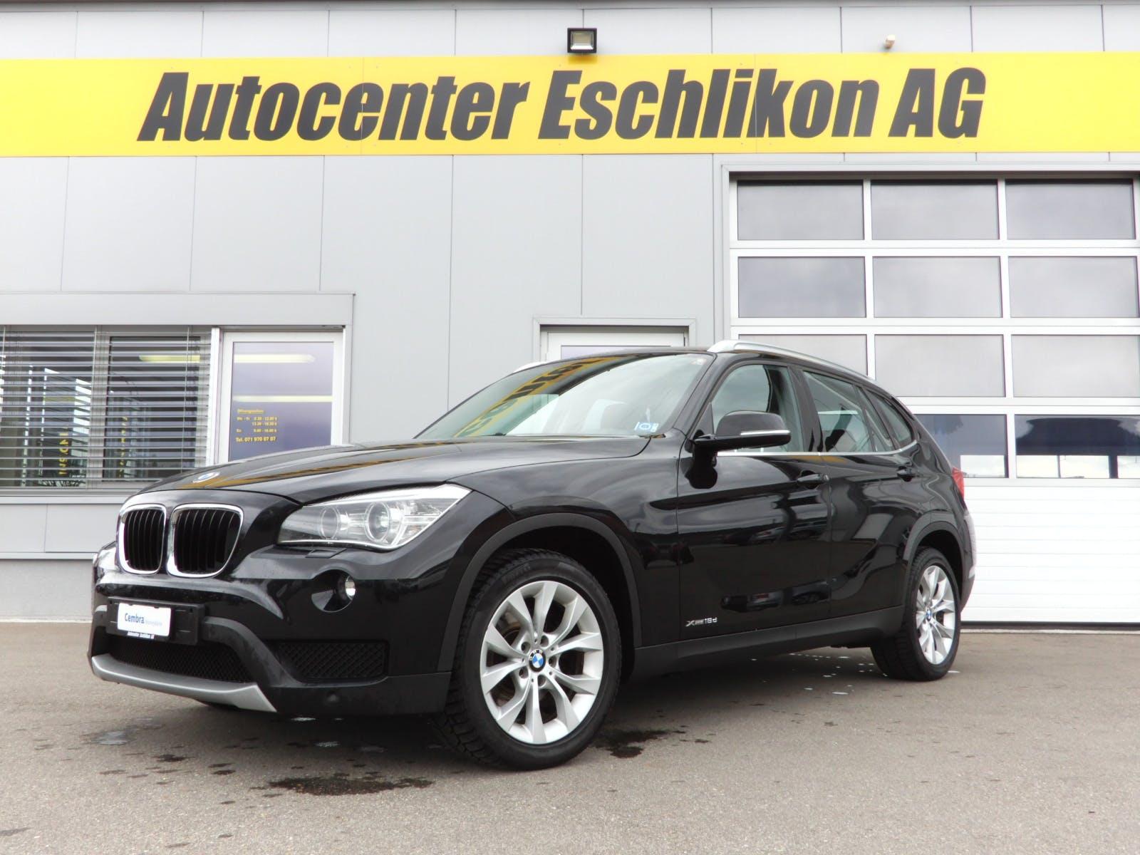 suv BMW X1 E84 18d xDrive